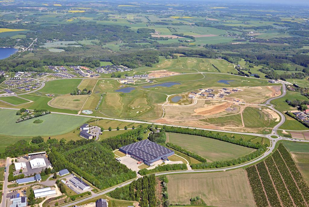 Kildebjerg Ry set fra syd 2