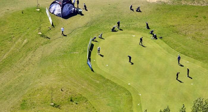 Golfbanen Kildebjerg Ry Ecco-tour