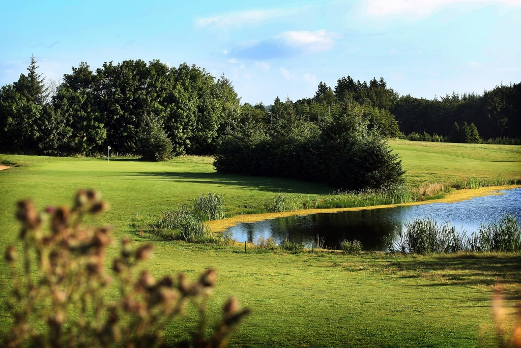Golfbanen Kildebjerg Ry, Pay Play-banen