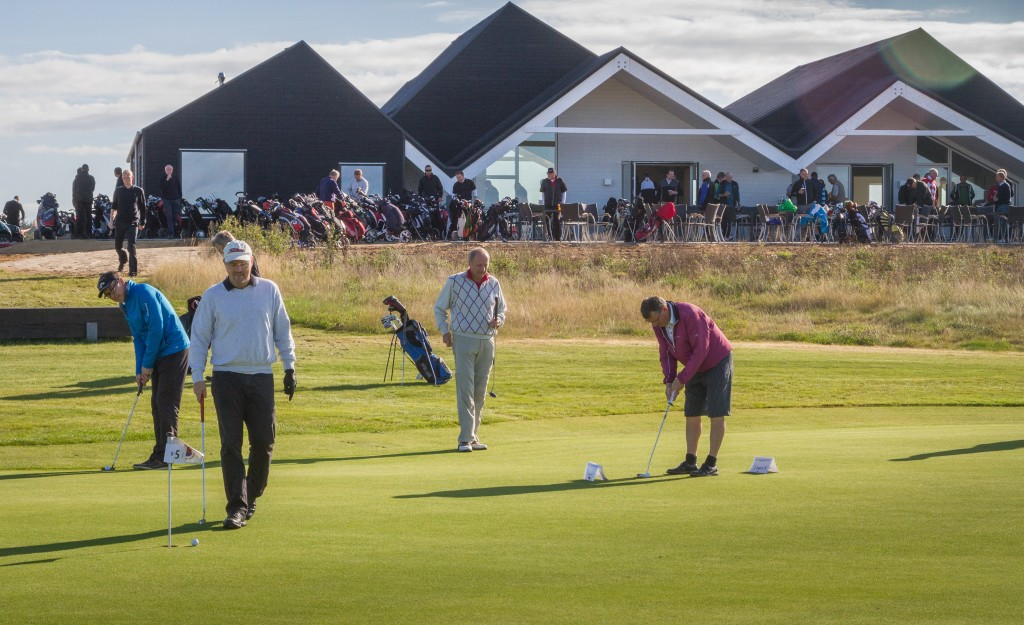 Golfbanen Kildebjerg Ry, turnering
