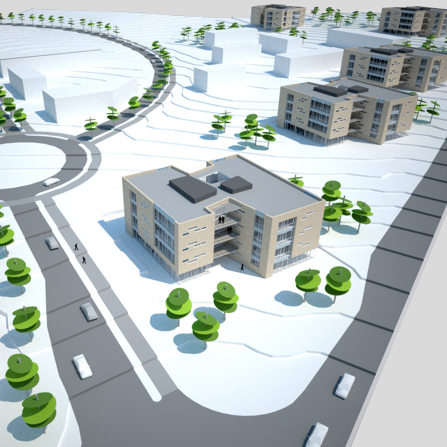 Epco visualisering af Kildebjerg Ry